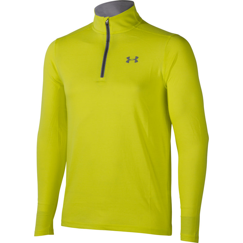 Under Armour STREAKER 1/4 ZIP SHIRT - Herren Laufshirts