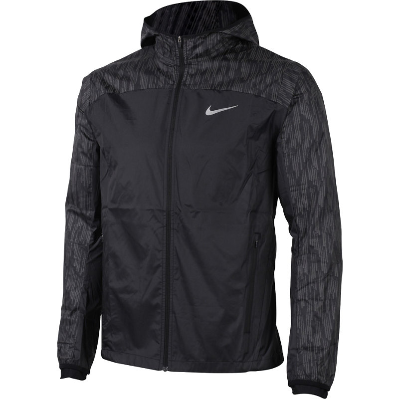 Nike Running SHIELD FLASH HD RACER JACKET - Herren Laufjacken & -westen