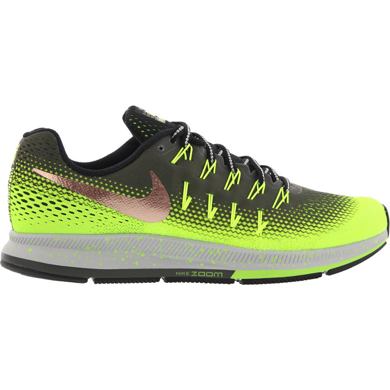 Nike Running AIR ZOOM PEGASUS 33 SHIELD - Herren Laufschuhe