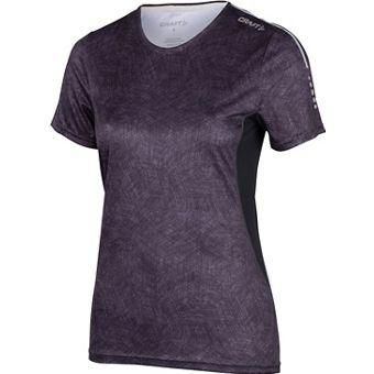 Craft MIND SHORT SLEEVE TEE - Damen Laufshirts Sale Angebote Grunewald