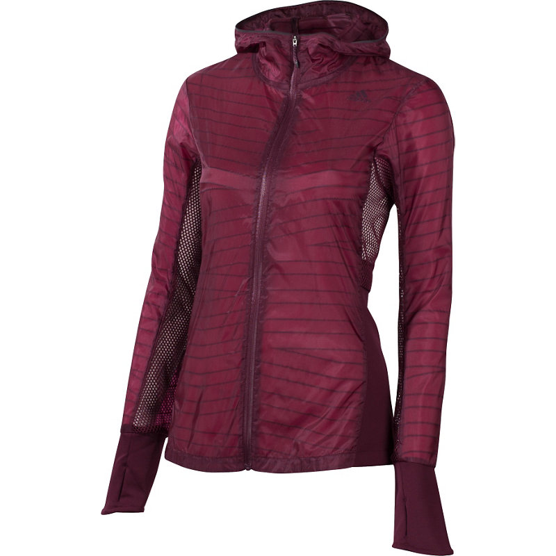 adidas supernova tko jacket damen laufjacken westen red laufjacken jacken f r damen. Black Bedroom Furniture Sets. Home Design Ideas