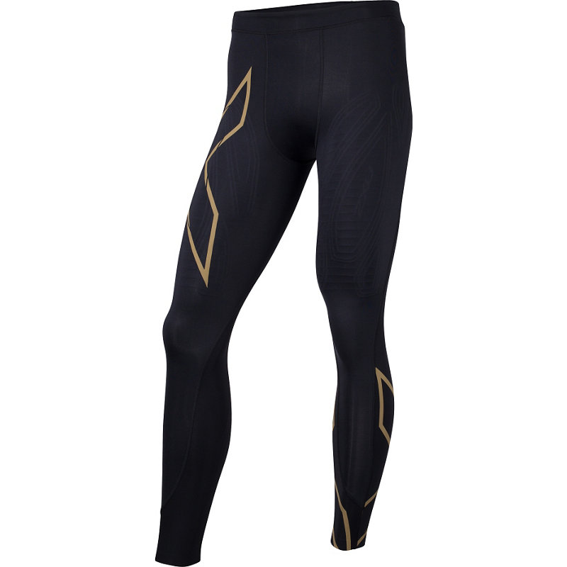 2XU MCS RUN COMPRESSION TIGHT - Herren Laufhosen - broschei