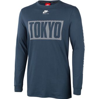 Nike INTERNATIONAL TOKYO LONGSLEEVE TOP - Herren Shirts & Tops Sale Angebote Groß Schacksdorf-Simmersdorf