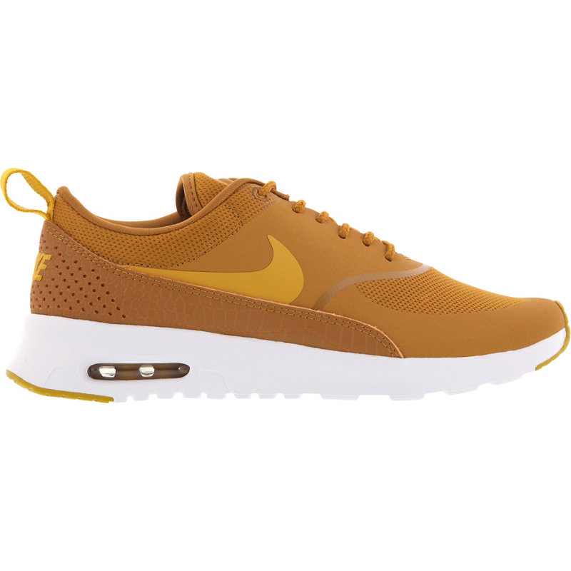 Nike Air Max Thea - Damen Sneakers gold Gr.38,5 599409-701
