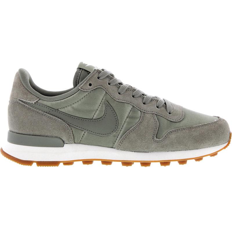 online store e5046 475da ... Nike Internationalist - Damen Sneakers green Gr.39 828407-015 ...