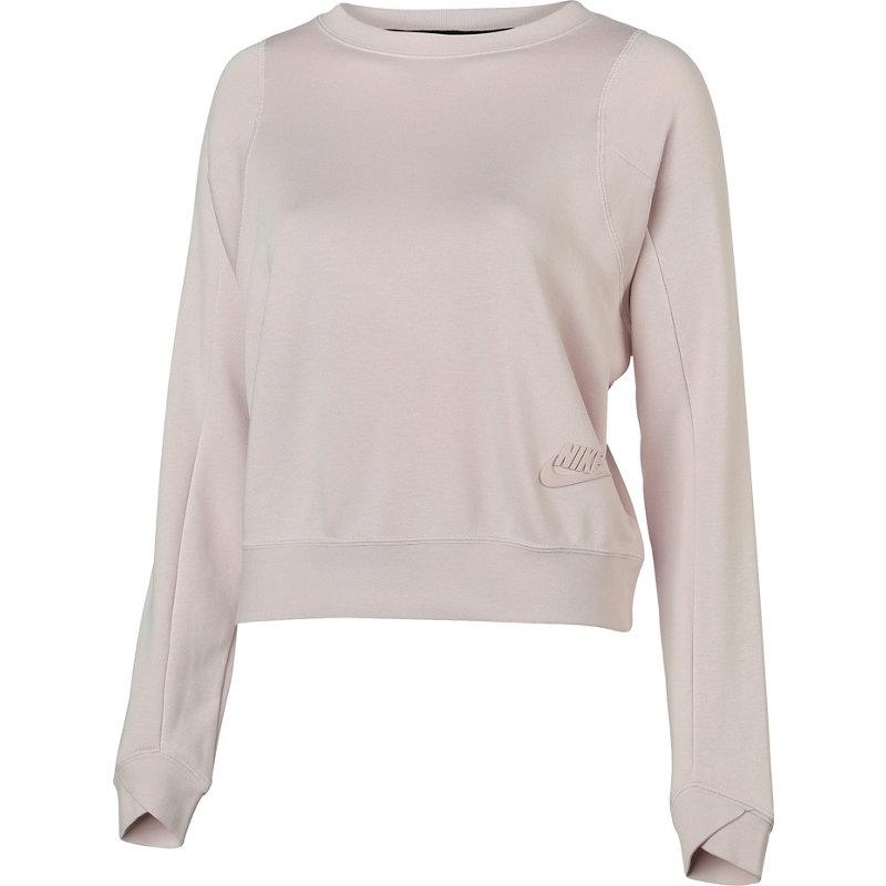 Nike MODERN CREW SHIRT - Damen Shirts & Tops