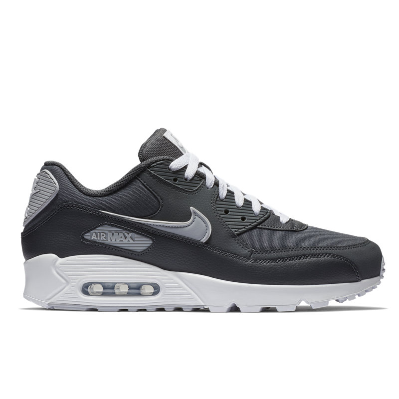nike air max 90 leather groen