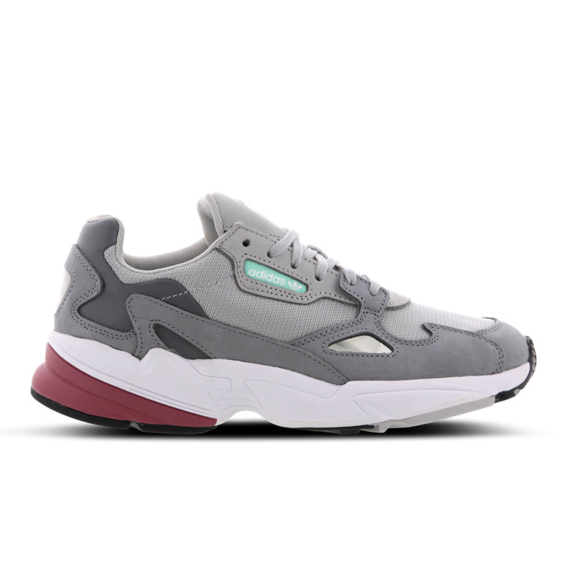 adidas Originals Falcon - Dames Platte Sneakers