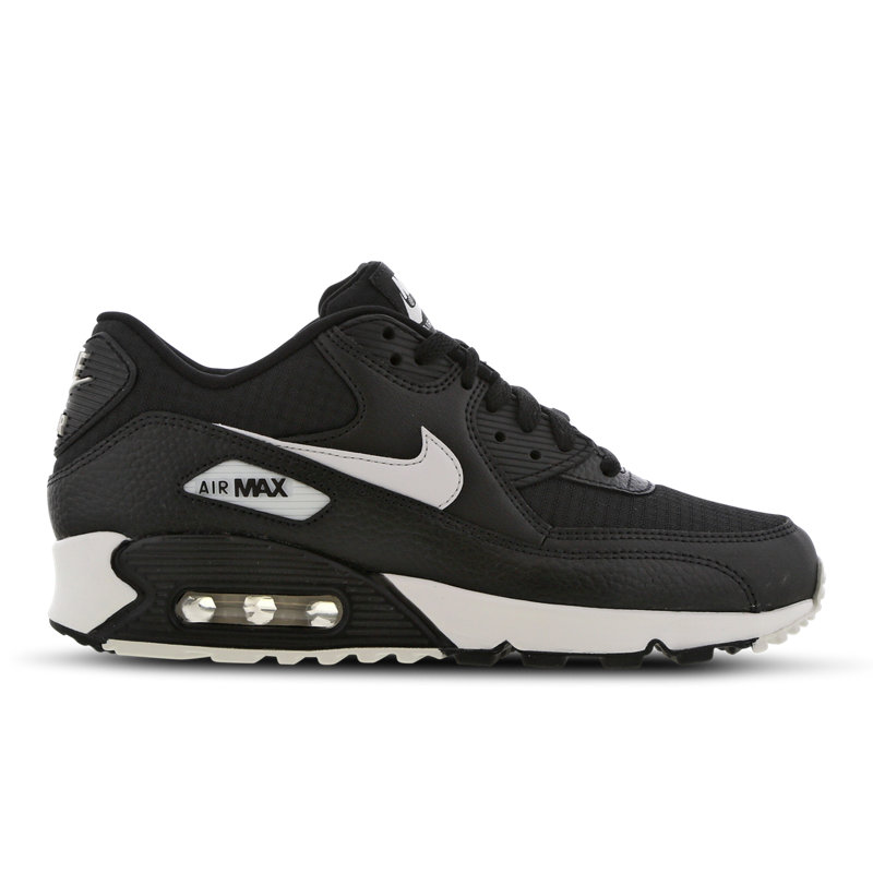 nike air max 90 wit leer heren