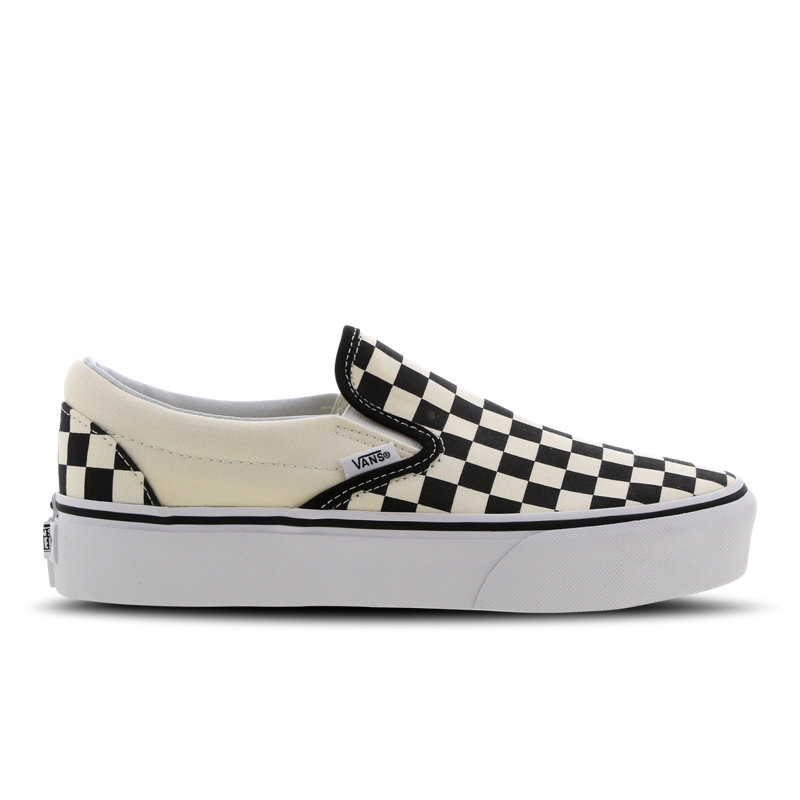 Vans Classic Slip-on Platform - Dames