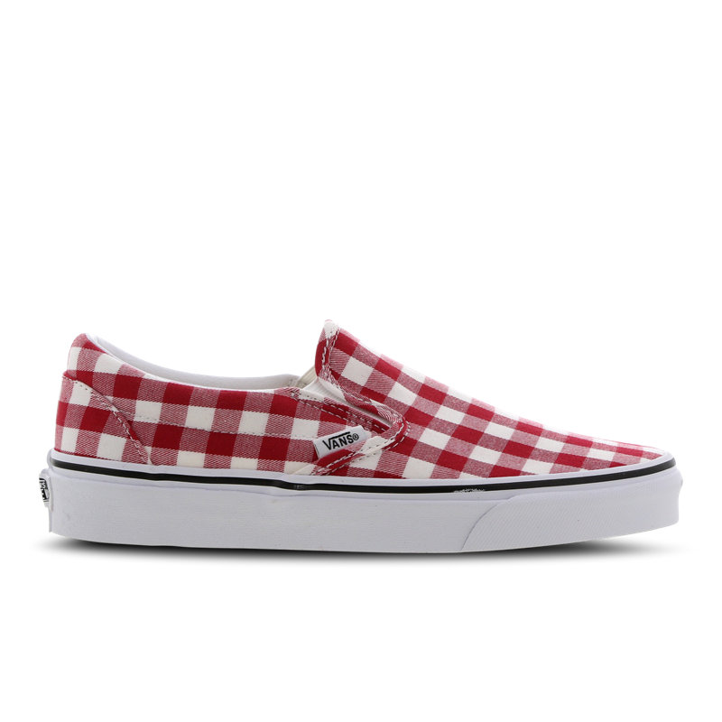 Vans Classic Slip-on - Dames Platte Sneakers