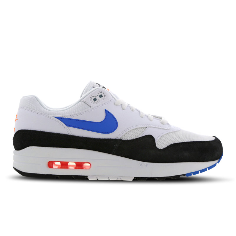 Nike Air Max 1 herensneaker wit