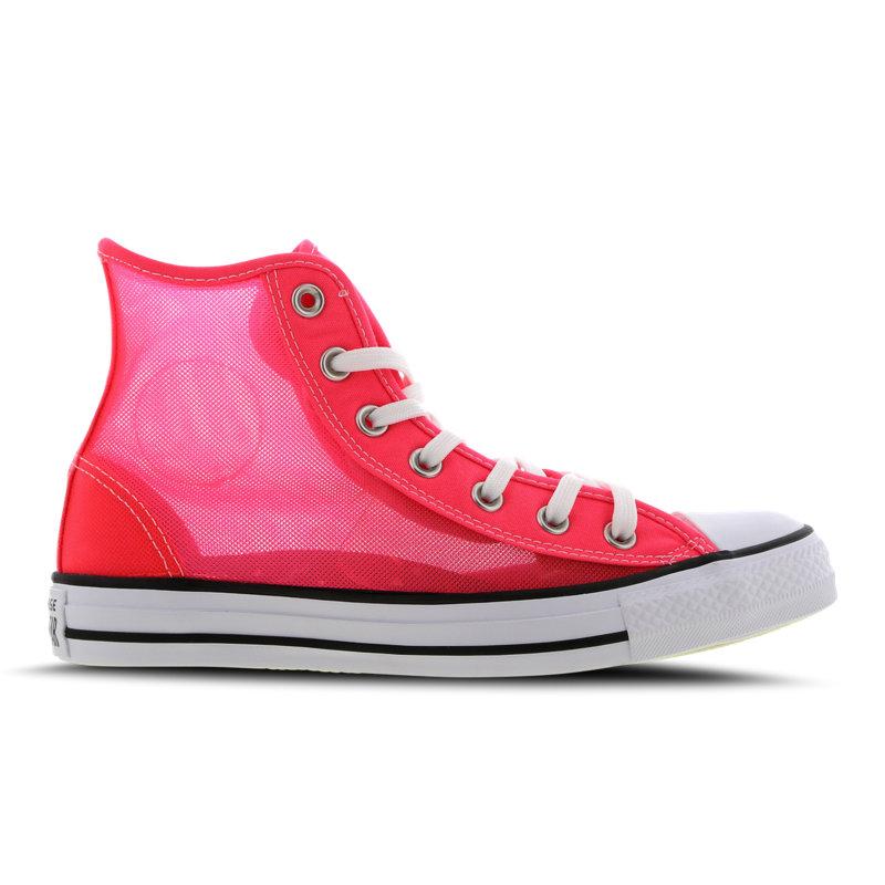 Chuck Taylor All Star See Thru High Top Damen Schuhe